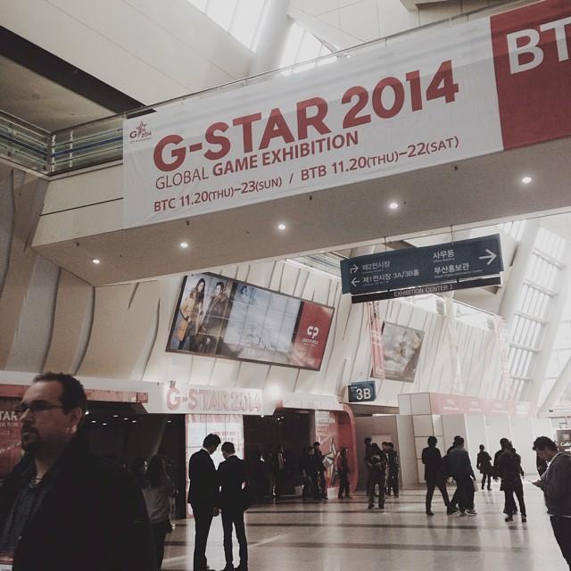 #지스타는신세계 #bexco #g_star2014