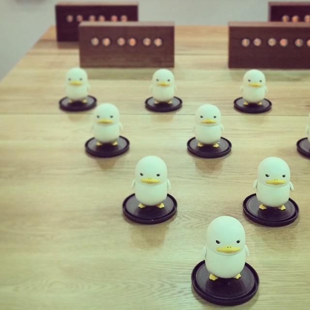 오리부대 갔고싶다!!😘#꽥꽥#서울디자인페스티벌#오리#피규어#깜찍#SD#coex#duck#cute#yellow