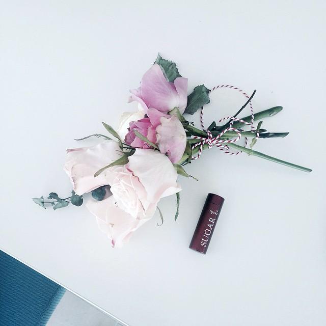 받은선물로 다시 나눠받기💐 #스튜디오#일상#studiolife#rose#flower