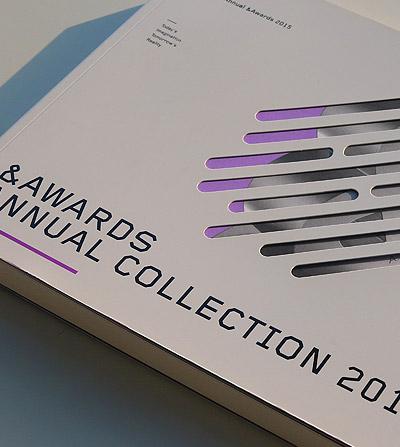 2016 &AWARDS 연감이 <br/>도착했습니다.