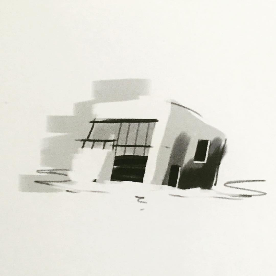 #바라보다#drawing #illustration#JTdesignlife