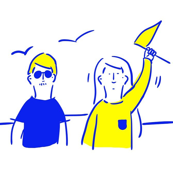 #illustration #drawing #스튜디오제이티 #리뉴얼  1차 일러스트 까임😫#JTdesignlife