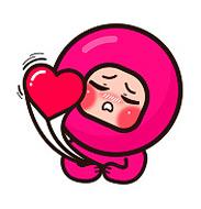 심장 이모티콘