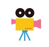 비디오카메라 아이콘