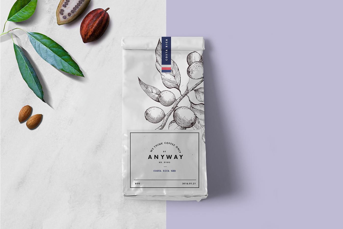 애니웨이 커피 코스타리카