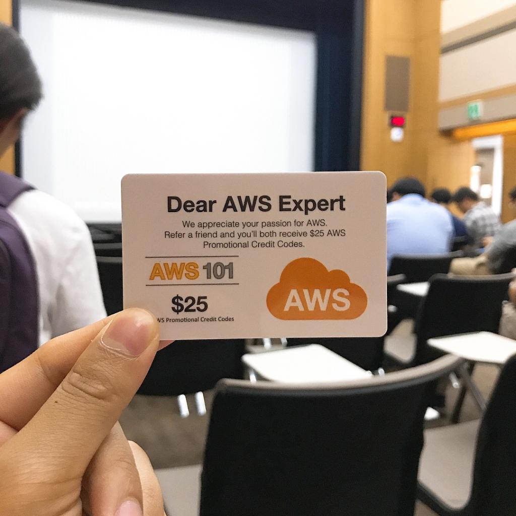 AWS세미나에 다녀왔어요! 유익한강연 감사합니다🙏..#studiojt #스튜디오제이티 #aws #amazon #amazonwebservices #cloud #networking #세미나