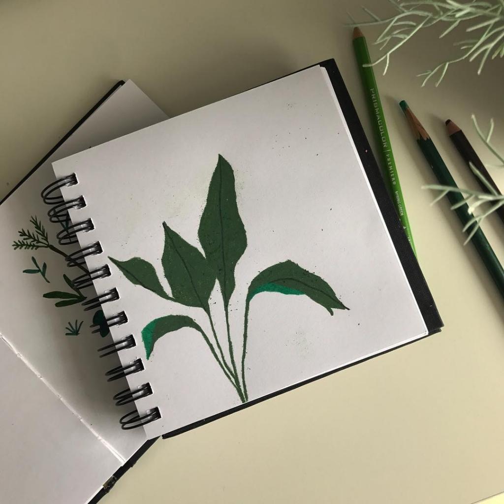 햇빛 쨍쨍보다 흐림이 더 좋은 오늘 여유로운 아침🙂 . . #illustration #drawing#JTdesignlife