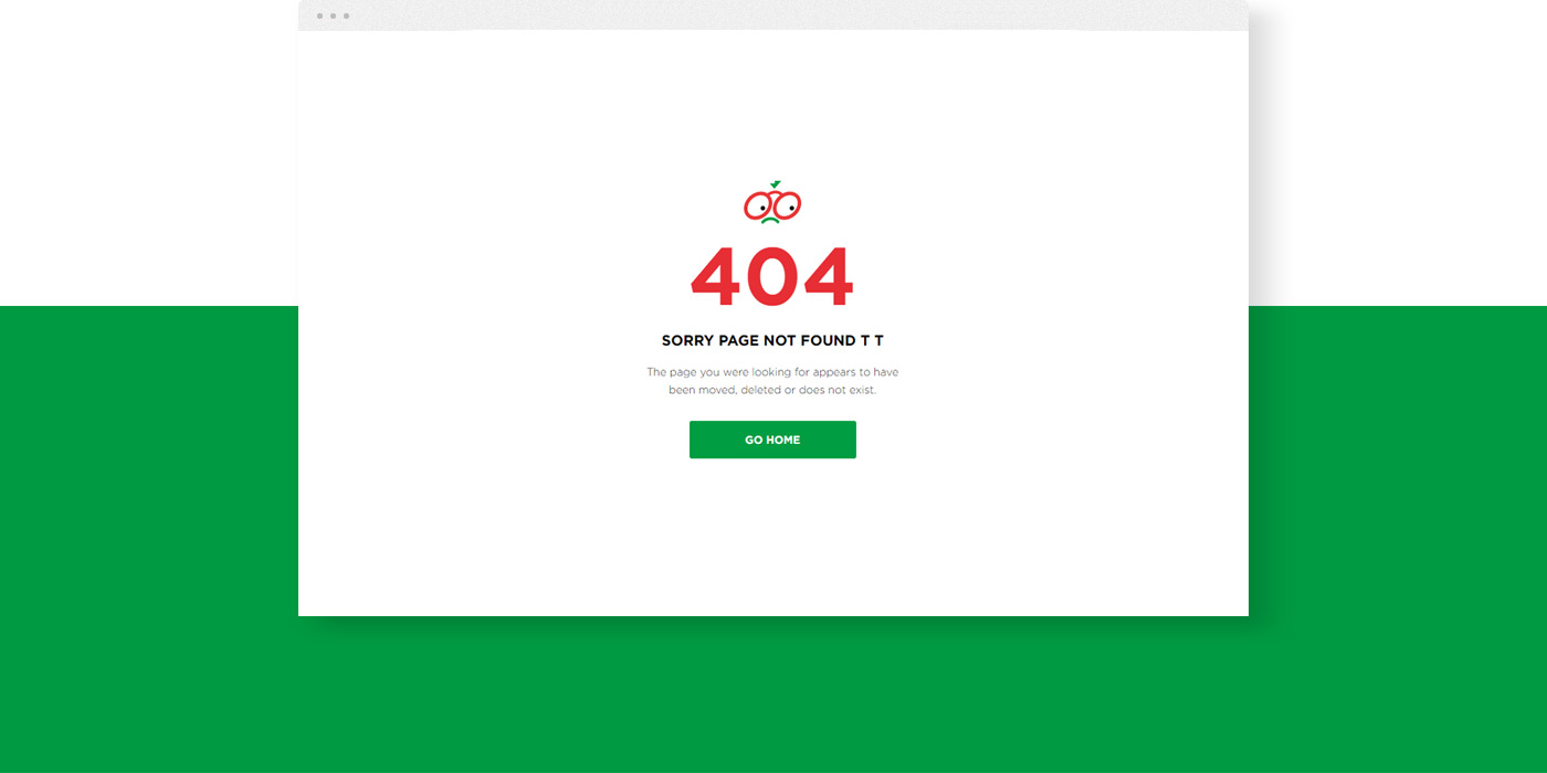 토마토안경 404페이지