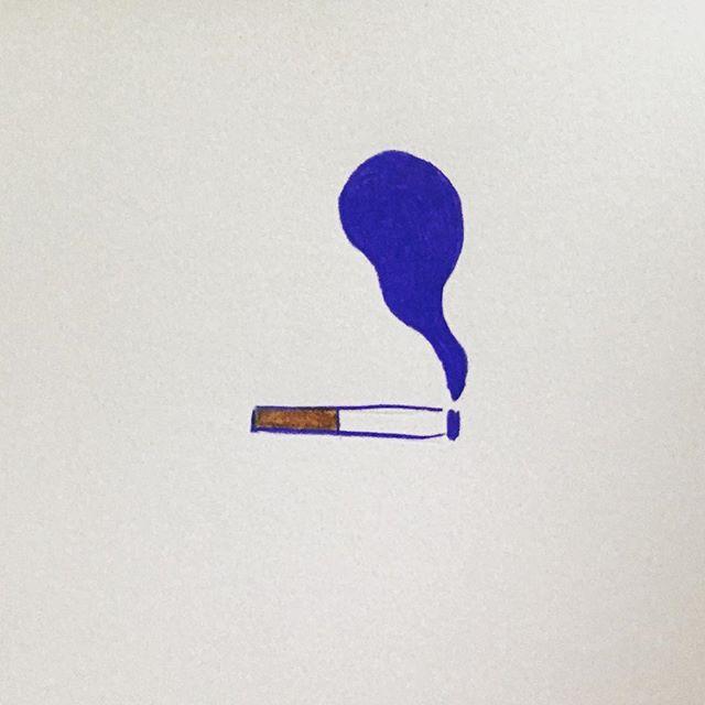 #jtdesignlife #파란담배연기