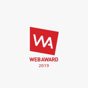 2019 웹어워드 이노베이션대상 포함 5개 작품 수상