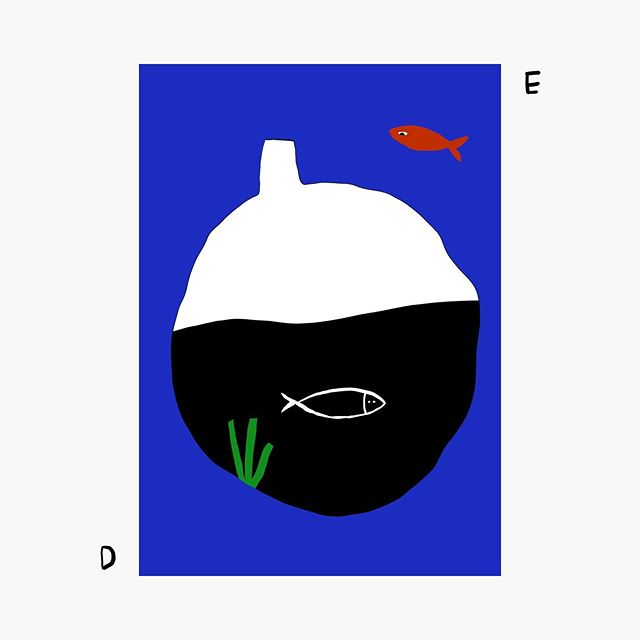 우물안 물고기라는 사실 – – – – – – #illustration#illust#design#drowings #drowingart#artwork#illustration_best#artist#webdesigner#webdesignerlife#일러스트#artist#드로잉#부산#웹디자이너#소통#힐링#물고기#우물안개구리#그림그리기