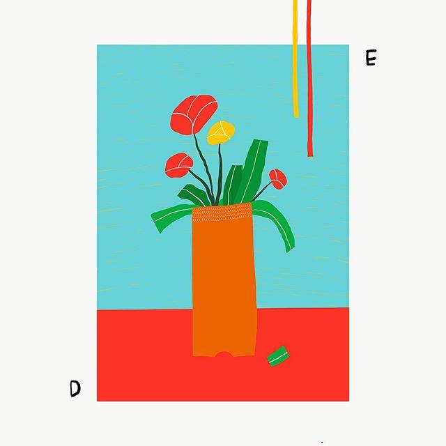 꽃을 너무 좋아해서 꽃시장에 가서 내가 들 수 없을 만큼 원없이 산 기억이.. 꽃이란 한송이만으로도 주변의 환경이 달라지는 존재이다. 한송이의 꽃이 되고 싶다🥰 – – – – – #illustration#illustagram#drow#drowingart#artwork#artist#illustrator#color#exhibition#best_of_illustrations#그림스타그램#일러스트그램#드로잉