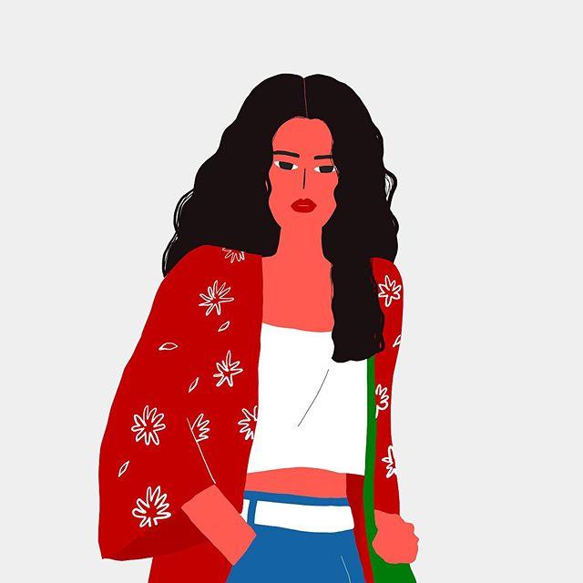 #여름 곧 – – – – – #illustration#illust#design#drowings#drow#drowingart#artwork#artist#webdesigner#webdesignerlife#nature#blue#일러스트#아티스트#드로잉#여름코디#부산#웹디자이너#소통#힐링#그림스타그램#jtdesignlife