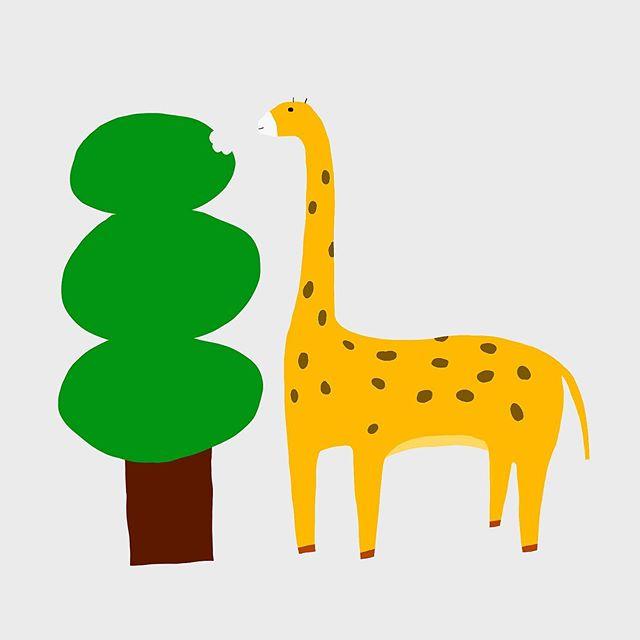 #기린 – – – – – #illustration#illust#design#drowings#drow#drowingart#artwork#artist#webdesigner#webdesignerlife#nature#blue#animal#giraffe#일러스트#아티스트#드로잉#부산#웹디자이너#소통#힐링#그림스타그램#jtdesignlife
