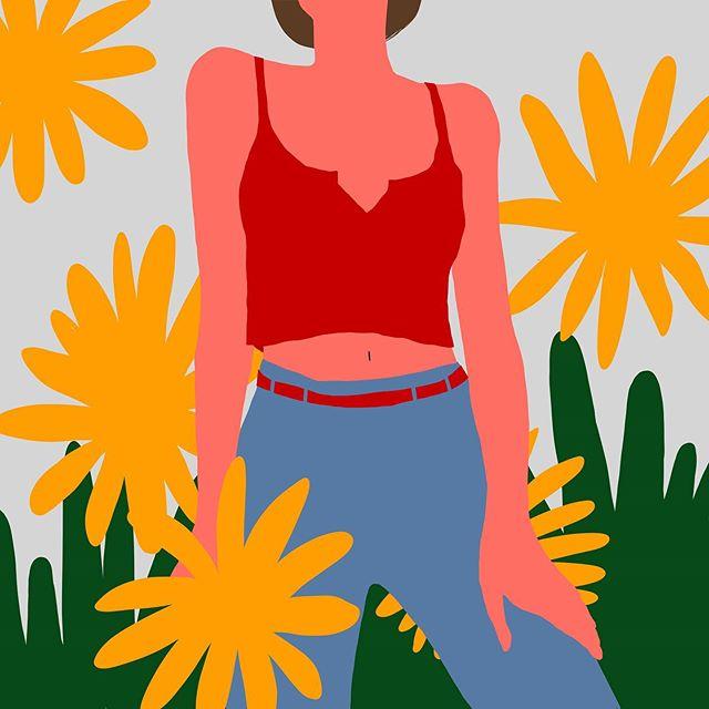 – – – – – – #illustration#illust#design#drowings#drow#drowingart#artwork#artist#designer#nature#일러스트#아티스트#드로잉#여름#디자이너#소통#힐링#그림스타그램#jtdesignlife