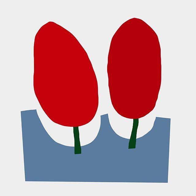 #새싹 #봄 – – – – – – – #illustration#illust#design#drowings#drow#drowingart#artwork#artist#designer#nature#flower#red#일러스트#아티스트#드로잉#부산#디자이너#소통#힐링#그림스타그램#jtdesignlife#힘내자