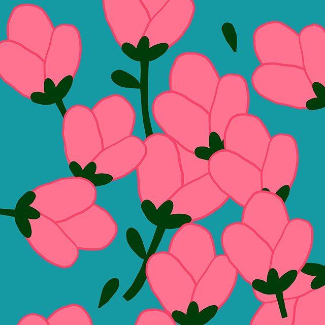 Spring is coming soon.  Happy everyone🙂 – – – – – – – #illustration#illust#design#drowings#drow#drowingart#artwork#artist#designer#nature#벚꽃 #mydesign#일러스트#아티스트#드로잉#디자이너#소통#힐링#그림스타그램