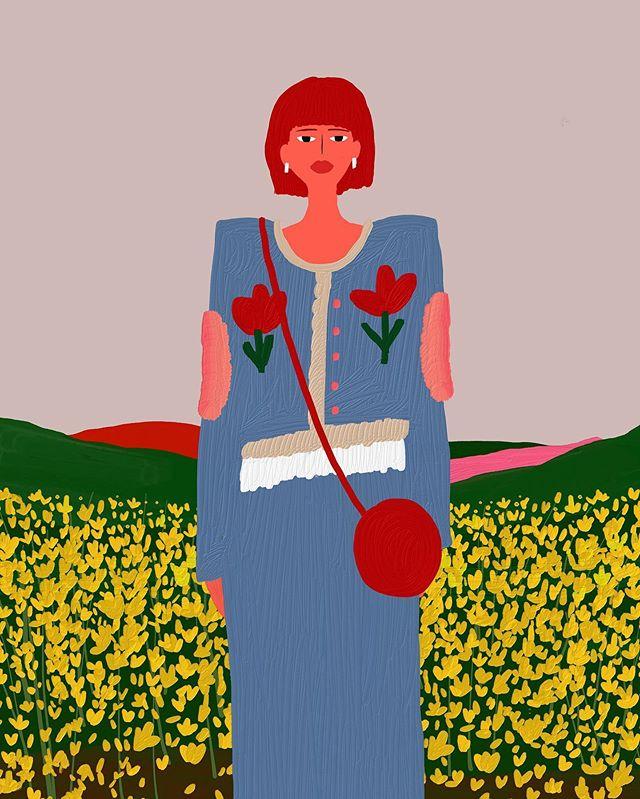Thank you😀 – – – – – – #illustration#illust#design#drowings#drow#drowingart#artwork#artist#designer#nature#instaart#doodle_art#daily#일러스트#아티스트#드로잉#디자이너#소통#힐링#그림스타그램#mydesign#일러스트레이션