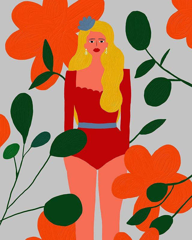 #A3#여름 – – – – – #illustration#illust#design#drowings#drow#drowingart#artwork#artist#designer#nature#instaart#doodle_art#daily#일러스트#아티스트#드로잉#디자이너#소통#힐링#그림스타그램#mydesign#일러스트레이션